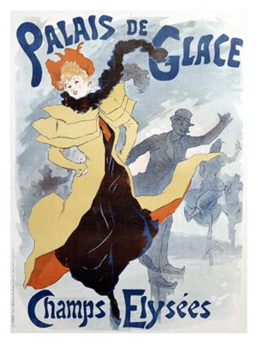 Palais de Glace Giclee Print