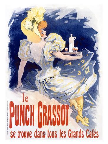 Punch Grassot Giclee Print