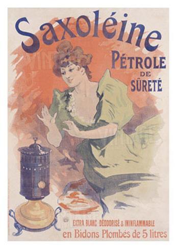Saxoleine Giclee Print