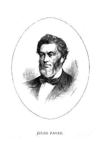 Jules Favre Lámina giclée
