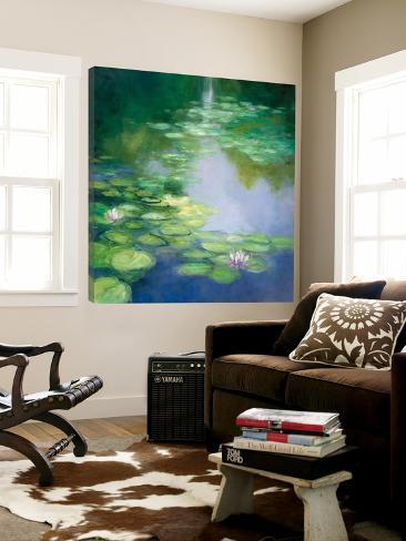 Blue Lily I Loft Art