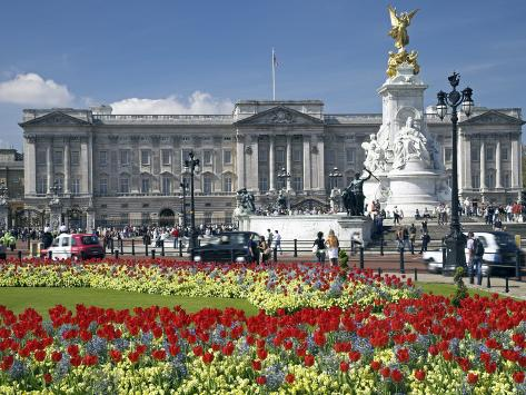 Buckingham Palace Is The Official London Residence Of The