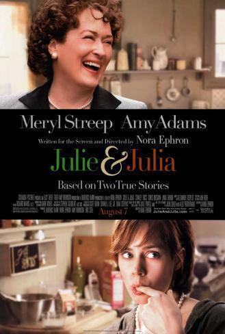 Julie and Julia Masterprint