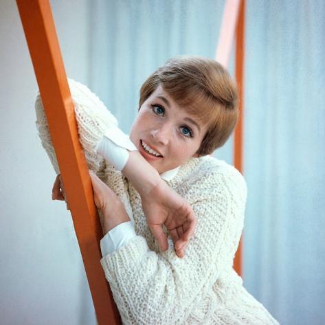 Julie Andrews, c.1965-66 Photo