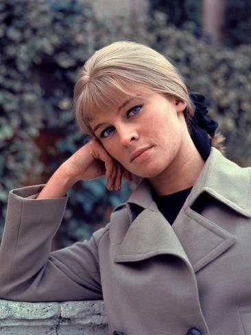 Julie Christie, 1960s Photo