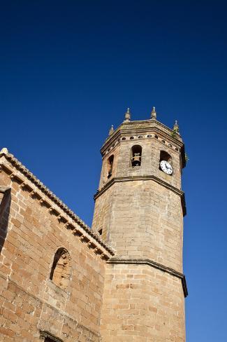 Spain andalusia banos de la encina san mateo church valokuvavedos tekij n julie eggers - Banos de la encina espana ...