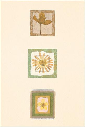 Les Fleurs d'Amour VIII Art Print