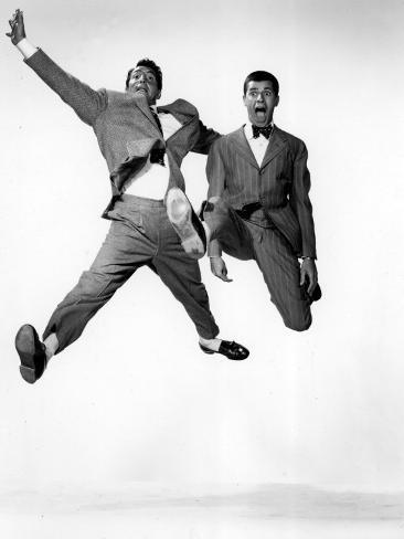 Jumping Jacks, Dean Martin, Jerry Lewis, 1952, Jumping Photo