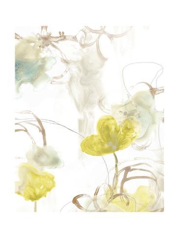 Arco floreale I Stampa giclée premium