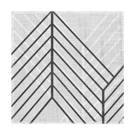 Diametric V Art Print
