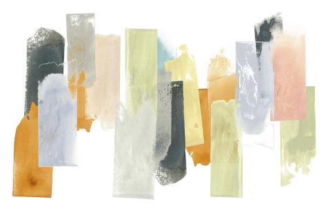Touchstone I Art Print