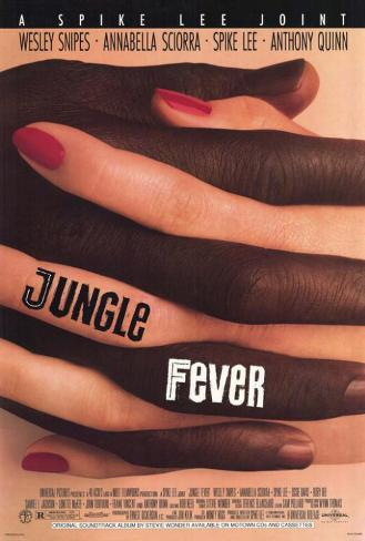 Jungle Fever Pôster