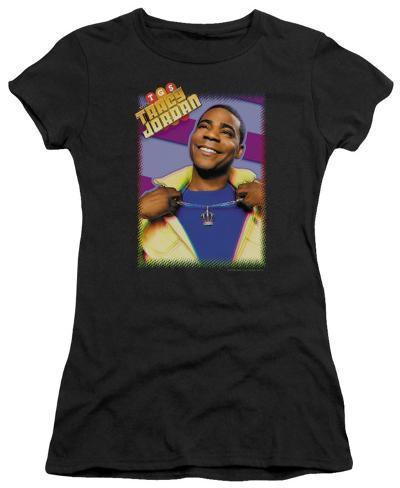 Juniors: 30 Rock-Tracy Jordan Juniors (Slim) T-Shirt
