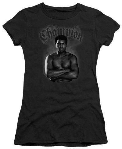 Juniors: Ali-Champion Juniors (Slim) T-Shirt
