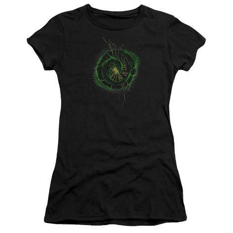 Juniors: Alien- Xenomorph Spiral Womens T-Shirts