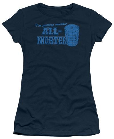 Juniors: All Nighter Juniors (Slim) T-Shirt