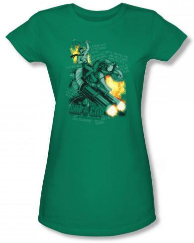 Juniors: Axe Cop - Wexter T-Shirt