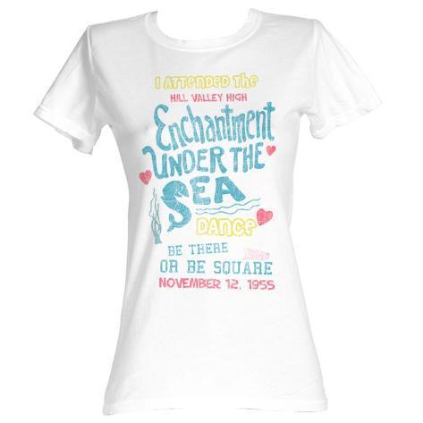 Juniors: Back to the Future - Enchantment T-Shirt