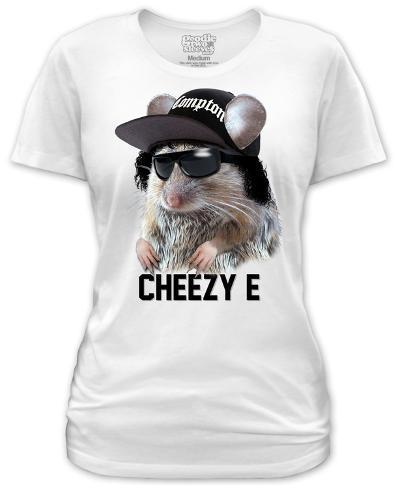 Juniors: Cheezy E T-Shirt