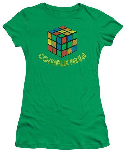 Juniors: Complicated Womens T-Shirts