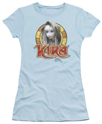 Juniors: Dark Crystal-Kira Circle Womens T-Shirts