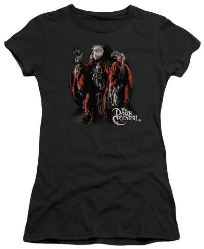 Juniors: Dark Crystal-Skeksis Womens T-Shirts