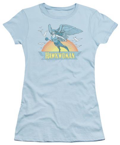 Juniors: DC Comics - Hawkwoman Womens T-Shirts