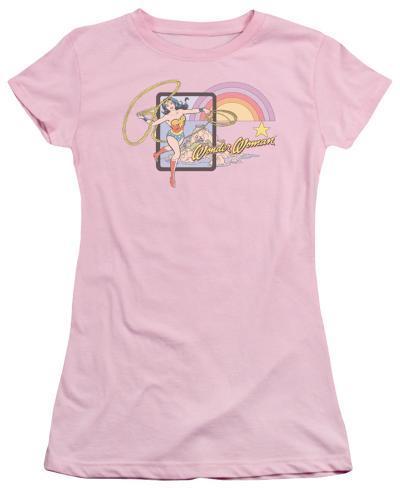 Juniors: DC Comics - Island Princess Womens T-Shirts