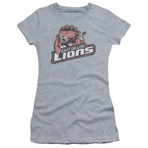 Juniors: Fiday Night Lights-Lions Womens T-Shirts
