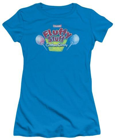Juniors: Fluffy Stuff - Logo Womens T-Shirts
