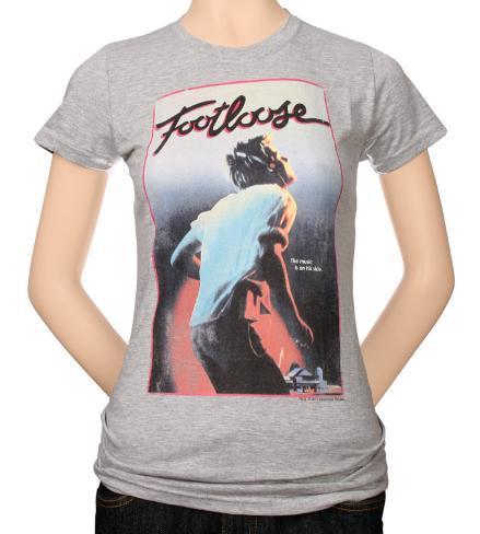 Juniors: Footloose - Save the Music T-Shirt