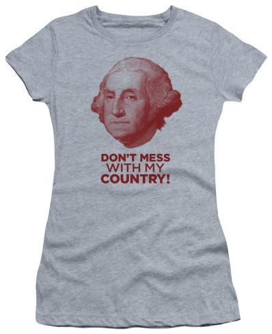 Juniors: George Etch Juniors (Slim) T-Shirt