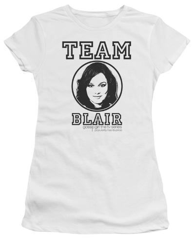 Juniors: Gossip Girl - Team Blair Juniors (Slim) T-Shirt