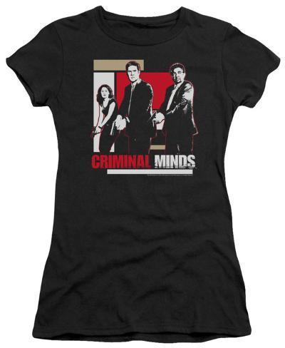 Juniors: Guns Drawn Womens T-Shirts