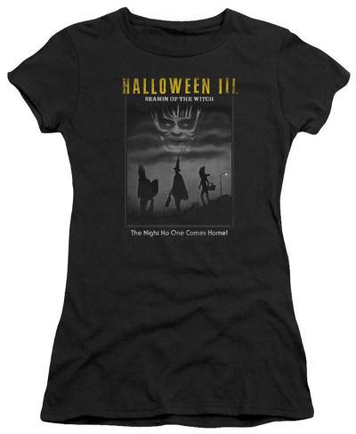 Juniors: Halloween III - Kids Poster Womens T-Shirts