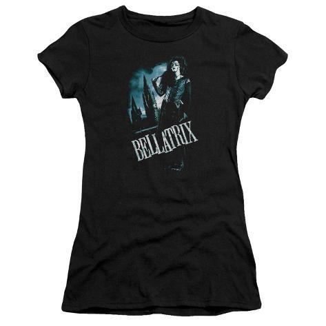 Juniors: Harry Potter- Bellatrix In Profile (Premium) Womens T-Shirts