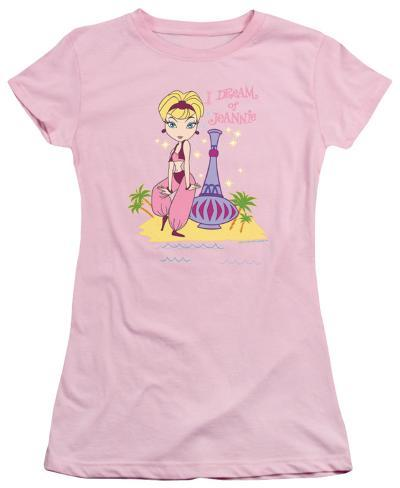 Juniors: I Dream of Jeannie - Island Dance Juniors (Slim) T-Shirt