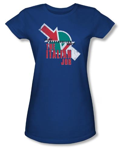 Juniors: Italian Job - Self Preservation Society T-Shirt
