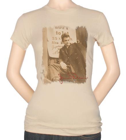 Juniors: James Dean-Lot For Rent T-Shirt