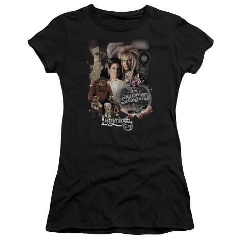 Juniors: Labyrinth - 25 Years of Magic Womens T-Shirts
