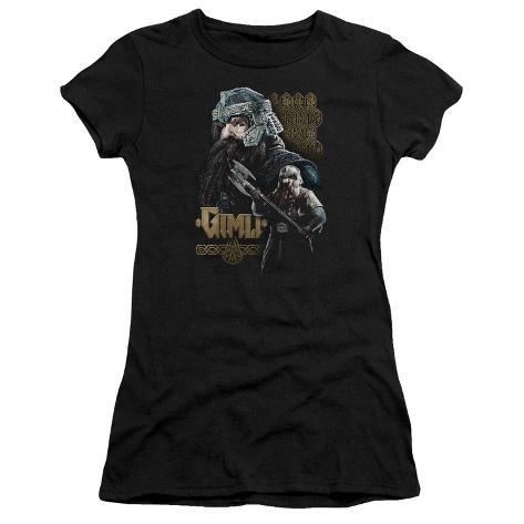Juniors: Lord of the Rings - Gimli Womens T-Shirts
