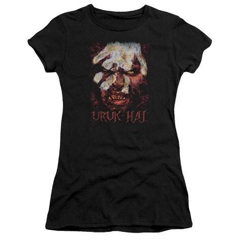 Juniors: Lord of the Rings - Uruk Hai Womens T-Shirts