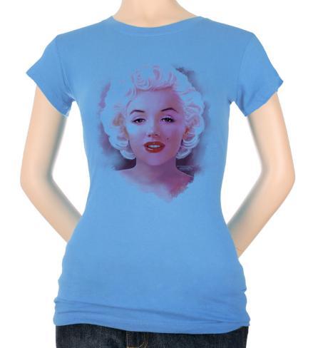 Juniors: Marilyn Monroe-Beauty T-Shirt