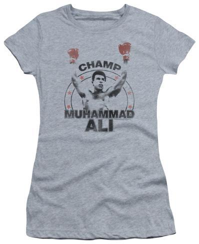 Juniors: Muhammad Ali - Number One Juniors (Slim) T-Shirt