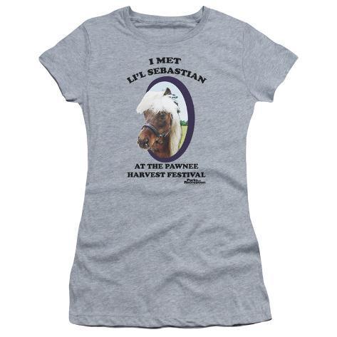 Juniors: Parks & Recreation - Lil' Sebastian Womens T-Shirts