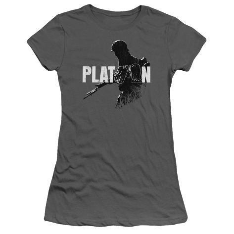 Juniors: Platoon- Shadow Patrol Womens T-Shirts
