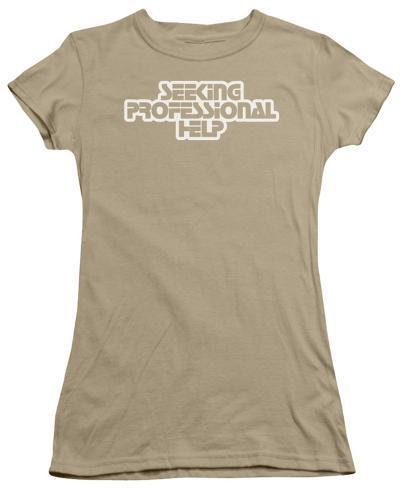 Juniors: Professional Help Juniors (Slim) T-Shirt