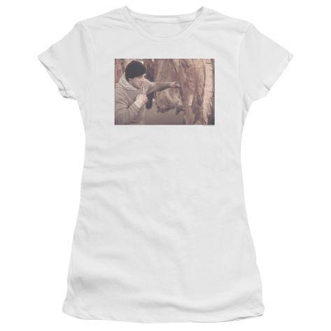 Juniors: Rocky - Meat Locker Womens T-Shirts
