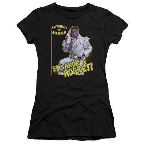 Juniors: Saturday Night Live - Astronaut Jones Womens T-Shirts