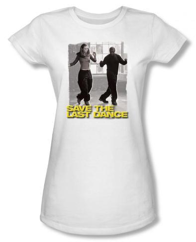Juniors: Save the Last Dance - Last Dance Lounging T-Shirt